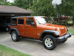 orange jeep automobiles jeeps dream cars and cars