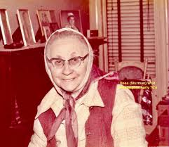 Bessie Wolfe (Sturman) (deceased) - Genealogy