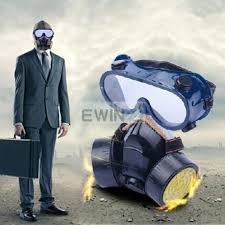 ventilation mask for painting paint dual respirator mask