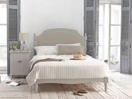 ... Weathered Look Of The Flooring, Shutters In Gray And Vintage Bed Usher  In The Shabby