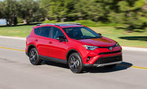 2016 Toyota RAV4 SE First Drive | Review | Car and Driver