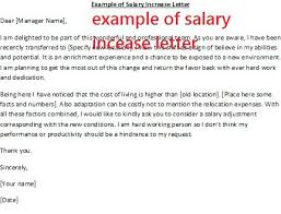 Letter Template Price Increase Customer Fresh Salary Increase