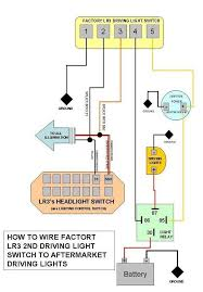 wiring diagram for off road lights the wiring diagram offroad lights land rover forums land rover enthusiast forum wiring diagram