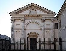 classic architectural buildings. The Emphatically Classical Church Façade Of Santa Maria Nova, Vicenza  (1578\u201390) Classic Architectural Buildings I
