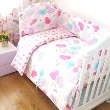 girl toddler bed comforter pink sets solid comforters quilts bedding