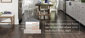 about engineered hardwood