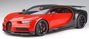 2 people found this helpful. Bugatti Chiron Sports Red Black Diecast Car Hobbysearch Diecast Car Store