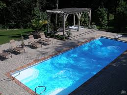 luxor deep fiberglass pool