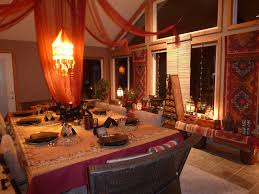 33 Exquisite Moroccan Dining Room Designs Digsdigs Divas Moroccan
