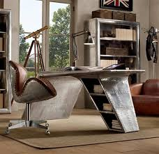 industrial home office desk. Industrial Style Desk Home Office I