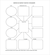 Four Square Chart Template Vocabulary Chart Template Complaintboard Me