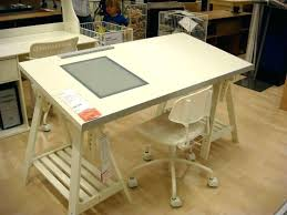 drafting table computer desk drawing combo