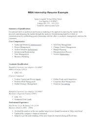 Resume For Internship No Experience Sample Internship Resume For College Student Resume Sample 31 Sample
