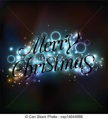 Pictures Of Merry Christmas Design Illustration Merry Christmas Floral Text Design Vector