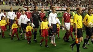 England vs Denmark: a brief history ...