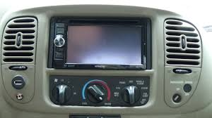 03 f150 double din mod and kenwood ddx471hd dvd receiver install 2001 Ford Explorer 2 Din Radio Wiring Diagram 03 f150 double din mod and kenwood ddx471hd dvd receiver install youtube 1998 Ford Explorer Radio Wiring Diagram