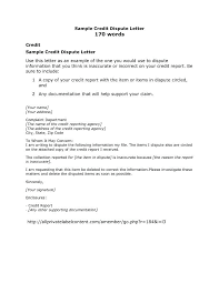 Letters To Dispute Credit Free Section 609 Credit Dispute Letter Template Soohongp