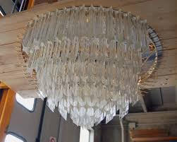 light sculpture murano glass