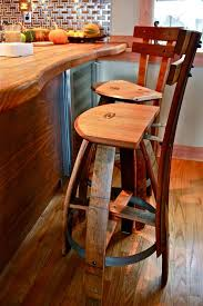 Wine barrell furniture Sale Cheap Wine Barrel Bar Stools Vivaterra Stunning Uses For Old Wine Barrels