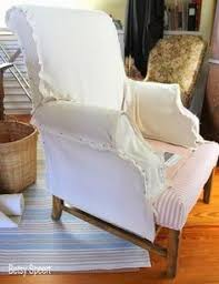 betsy srt s how to sew a chair slipcover sort of