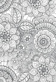 Coloring Pages Intricate Betterfor