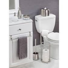 InterDesign Forma OvertheCabinet Bathroom Hand Towel Bar Holder Impressive Bathroom Towel Dispenser Concept