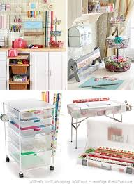 ultimate gift wrapping stations