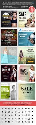 17 best images about web banners banner instagram banners