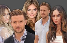 Female celebrities on male masturbation