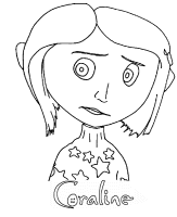 Small Picture Mega Coloring Pages 12 coraline coloring pages