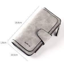 Baellerry кожаный женский кошелек монета карман Hasp карта ...