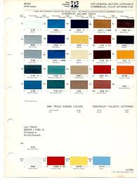 Paint Chips 1979 GMC Chevy Truck