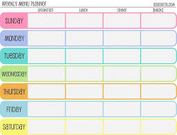 monthly meal planner template 25 unique monthly meal planner ideas on pinterest monthly menu