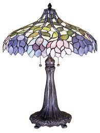 lighting wisteria table lamp meyda tiffany pool light