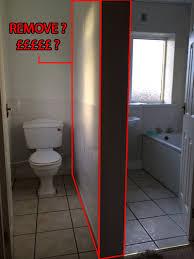 new bathroom installation cost uk. remove the wall new bathroom installation cost uk