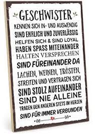 Amazonde Typestoff Holzschild Mit Spruch Danke Mama Im Vintage