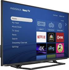 Insignia Roku TV with 50-inch screen on sale free shipping