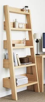 livingroom roma oak leaning shelf next co ukx543062s5 detay ladder bookshelf appealing white with