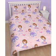 Princess Sofia Bedroom Disney Princess Double Duvet Cover Set The Duvets
