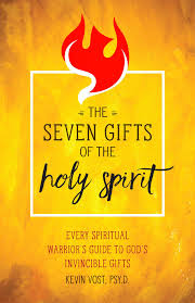 seven gifts of the holy spirit kevin vost 9781622824120 amazon books