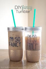 easy diy fancy tumbler