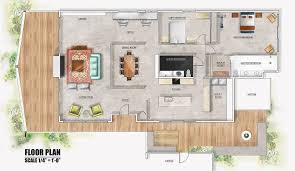 Plans With Flexible Guest Suites  Time To BuildAging In Place Floor Plans