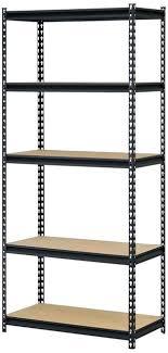 muscle rack shelving 5 shelf steel rack shelving garage storage heavy duty muscle rack shelving sams