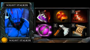 dota 2 item build for balanar the night stalker youtube