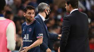 Pochettino plays down decision to take off Messi in PSG win - France 24