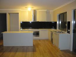 Splashback For White Kitchens View Topic Black And White Kitchen O Home Renovation Building
