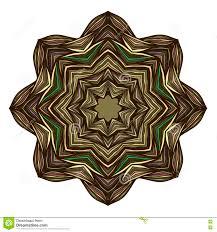 красивый индийский флористический орнамент этническая мандала стиль