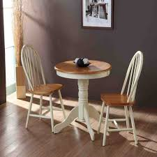 small round kitchen table and chairs concept for white dining room table