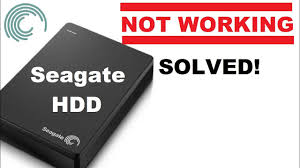 1tb Seagate External Hard Drive Detected Light Blinking Seagate External Hard Drive Not Working With Windows 10 Fixed Solution
