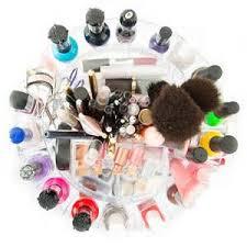 versatile rotating glam caddy cosmetic organizer
